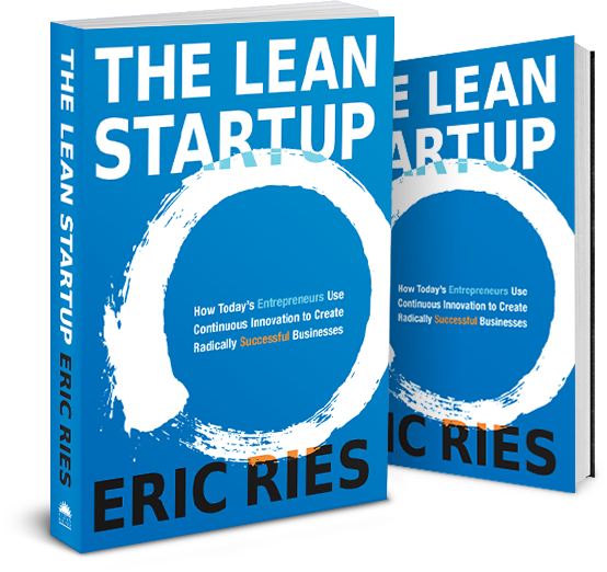 book book App Spotlight: The Lean Startup